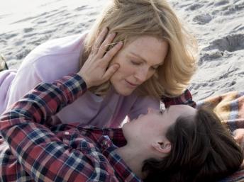 """Julianne Moore e Ellen Page em """"Free Love"""""""