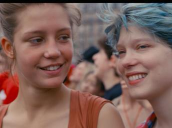"""Cena do filme francês """"A Vida de Adèle"""""""