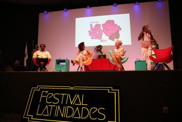 Festival Latinidades discutiu a democratização da comunicação no país, marcos regulatórios relacionados à comunidade afrodescendente e a inserção do negro nas mídias tradicionais Wilson Dias/Agência Brasil