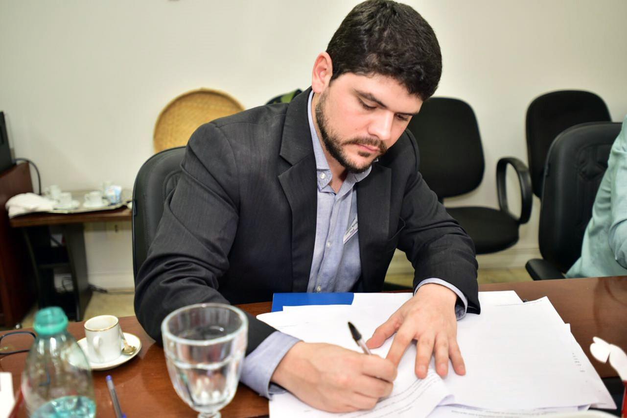 Durante a reunião de trabalho, foi definido que a coordenação neste primeiro ano ficará com o secretário de Comunicação do Pará, Daniel Nardin